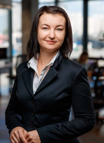 Yulia Gulevych WordPress web designer