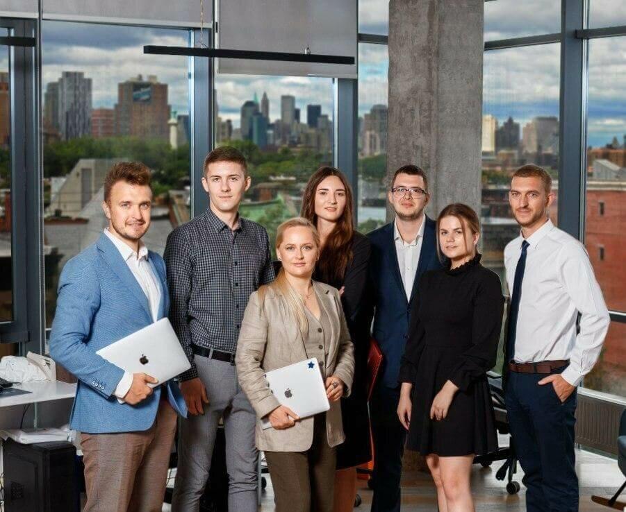 nixwood agency team that create websites