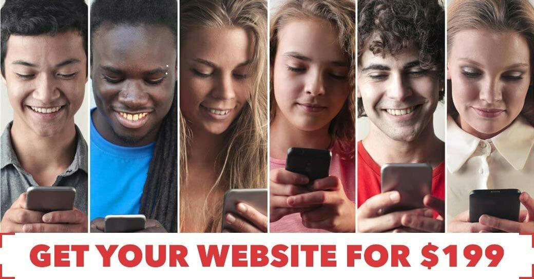 create website template