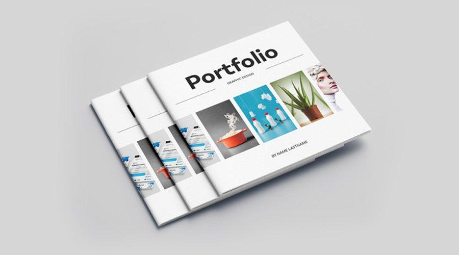 Portfolio of a website development company